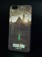 XBox One PS4 Resident Evil 7 Biohazard Collector Limited iPhone 7 Plus Back Case