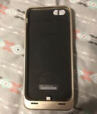 Mophie Juice Pack Battery Case Combo For Apple iphone 6 Plus Gold