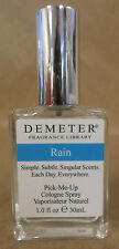 Demeter Fragrance Library Rain Pick Me Up Cologne Spray Simple and Subtle 1 oz