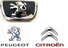 Genuine Peugeot 407 Saloon Front Bumper Grille Badge / Emblem / Motif  7810 K8