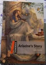 ARIADNE' S STORY con Cd STAGE 2 - JAYCE HANNAM - OXFORD