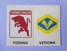FIGURINA PANINI CALCIATORI SCUDETTO STICK STACK TORINO-VERONA 1988-89 NEW- FIO