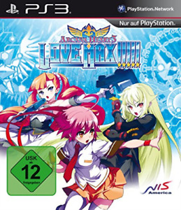 PS3-Arcana Heart 3: Love Max (German Box - English in game) (UK IMPORT) GAME NEW