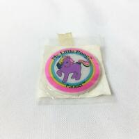 Vintage G1 My Little Pony Accessories Parasol Puffy Sticker