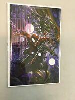 Spider-Man 1 Facsimile Virgin 455 / 1000 COA marvel Comics Signed Clayton Crain