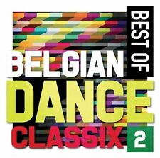 Best Of Belgian Dance Classix Vol. 2 New 2-cd Dance Music (Dimitri Vegas)