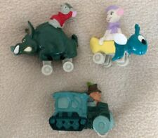Disney The Rescuers Down Under toy Lot, Vehicle Bianca, Bernice, Applause