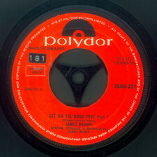 """James Brown - Get On The Good Foot (7"""")"""