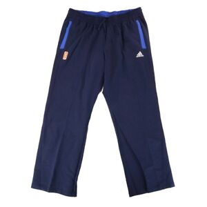 WNBA Official Authentic On-Court Team Issued Navy Blue Warm Up Pants Women's