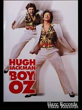 THE BOY FROM OZ Souvenir Programme. Hugh Jackman, Chrissy Amphlett  Excellent