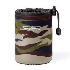 Easycover Neoprene Lens Case Medium in Camouflage (UK Stock) BNIP #JU1522C
