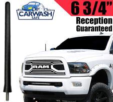 """THE ORIGINAL""  6 3/4"" SHORT ANTENNA MAST - FITS: 2010-2018 Dodge Ram Truck 2500"