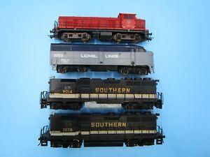 Vintage LOT HO Trains 4 Roco Bachmann Locomotives Germany Marklin 1/87