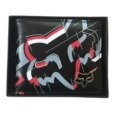 New with Box FOX Men's Surf PU Leather Wallet  VALENTINE Gift #211