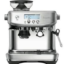 Breville BES878BSS the Barista Pro Espresso Machine - Stainless Steel - LAST 4!