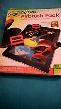Crayola Digitools Airbrush pack digital art for ipad includes App  NEW