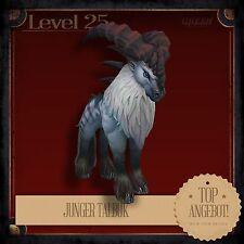 » Junger Talbuk   Young Talbuk   World of Warcraft Haustier L25 «