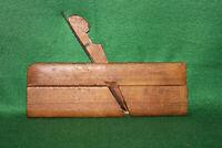 """Clean Crisp Antique D. R. Barton 5/8"""" Round Woodworking Moulding Plane Inv#EB88"""