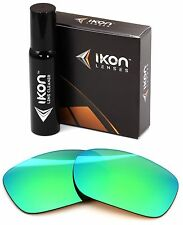Polarized IKON Iridium Replacement Lenses For Oakley Twoface Emerald Mirror