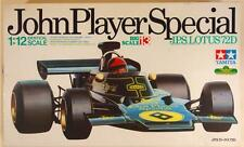 Tamiya 1/12 JOHN PLAYER SPECIAL J.P.S. LOTUS 72D F1 model car kit