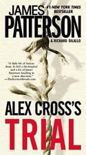 Alex Cross's Trial Patterson, James, DiLallo, Richard Mass Market Paperback