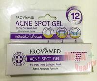 Provamed ACNE SPOT GEL Rapid Clear Treatment Pimple Blemish Spots Cream 2ml