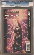 Ultimate X-Men #46 CGC 9.8