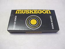 Muskegon Piston Ring set fit Mazda Ford 112 Engine 1.8L (PS1915030)