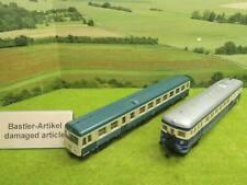 Lima Kleinbahn H0 2x div Triebwagen für Bastler (GF) C0527