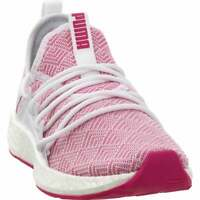 Puma Nrgy Neko Stellar  Womens Running Sneakers Shoes    - Pink