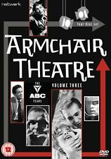 ARMCHAIR THEATRE the complete volume three 3 The ABC years. 4 discs. New DVD.
