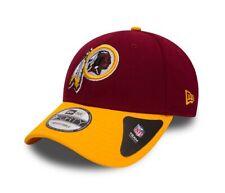 Washington Redskins New Era 9Forty Vintage Red The League Strap Back Hat NFL