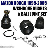 Fits MAZDA BONGO FRIENDEE FRONT LOWER WISHBONE CONTROL ARM BUSHES & BALL JOINT