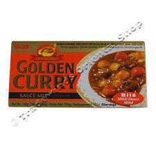 S&B GOLDEN Curry Salsa MIX-Delicato