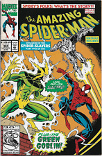 The Amazing Spider-Man #369 (Marvel Comics, 1992) VF