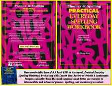 Phonics and Spelling Workbook, Practical: More Patterns/Principles of English.