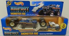 HOT WHEELS RIG BEAST 91 1992 PICKUP FORD NOS 4X4 MONSTER TRUCK BIGFOOT CHAMPIONS