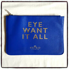 EYEKO London Cosmetic Bag Make-Up ' Eye Want it All' -Measures 24x16cm- FREE P&P