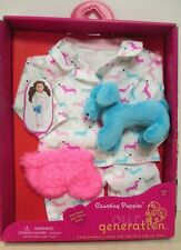 Our Generation Counting Puppies PJ Ensemble - Fits most 18 in/46 cm. dolls -
