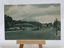 (PC) The Railroad Station, Bernardsville, N. J. *Combined Shipping Available*