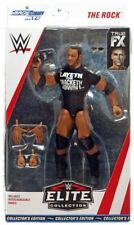 WWE ELITE THE ROCK WRESTLING FIGURE SERIES 69 COLLECTORS EDITION CHASE WALMART