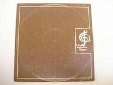The Australian Opera 1973 - Great Australian Singers - OZ LP