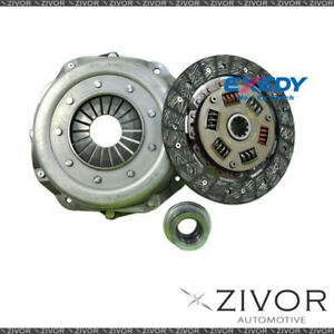 Clutch Kit For HOLDEN TORANA LC 186 6 Cyl TRIPLE CARB 1970 - 1972