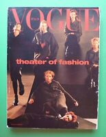 VOGUE Italia Ottobre 1998 October TIM WALKER BRUCE Weber Maggie Rizer rivista 10