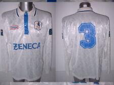 Macclefield Town Matchworn Player Shirt Jersey Football Soccer XL Top Vintage 3
