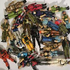 HUGE Collection Lot of 1985 G.I. JOE COBRA ARAH Action Figures YOU PICK!