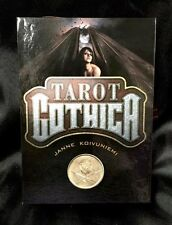 Gothic Tarot Card & Book Set Brand New