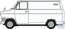 76FT1001 Oxford Diecast Ford Transit Mk1 White 1/76 Scale OO Gauge