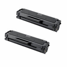 2 TONER MLT-D101S COMPATIBILI PER SAMSUNG SF760P-SCX 3400F 3405F ML2160 ML2165