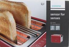 Siemens Kompakt Toaster TT86104 Rot - NEU inkl. MwSt - vom Händler